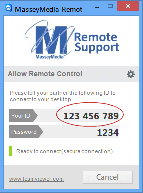 Remote Support Image