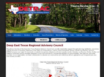 Deep East Texas Regional Advisory Council