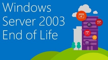 Blog Post: Windows Server 2003 End-of-Life