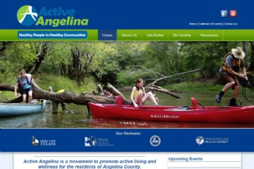 View Portfolio Item: Active Angelina