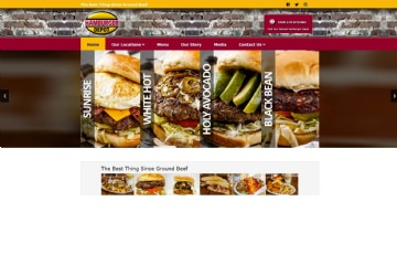 View Portfolio Item: Hamburger Depot