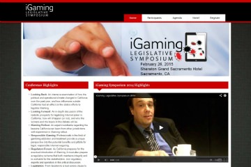 View Portfolio Item: iGaming Legislative Symposium
