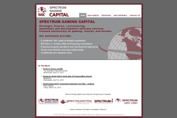 View Portfolio Item: Spectrum Gaming Capital