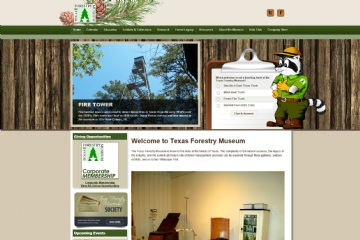 View Portfolio Item: Texas Forestry Museum